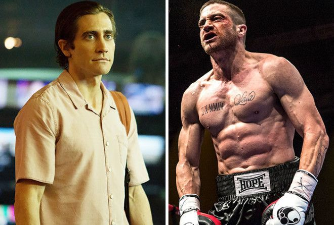Actors Who've Undergone Body Transformations For Roles ...