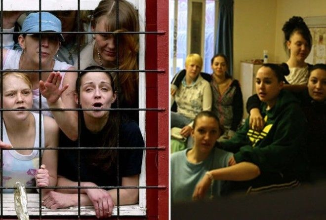 15 Scariest Female Prisons Where No One Comes Out The Same