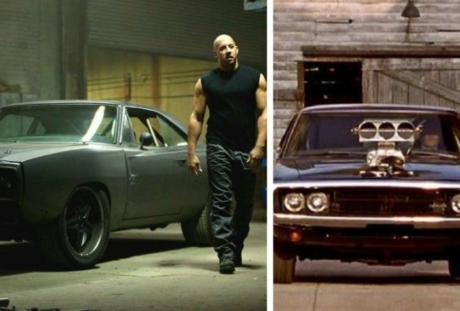 15 Fast And The Furious Cars Dom Has That Vin Diesel Wishes He Could Own