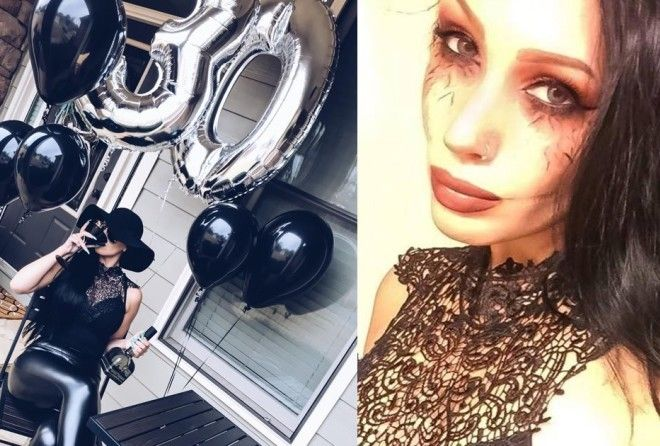 Woman Celebrates 30th Birthday By Staging A Funeral For