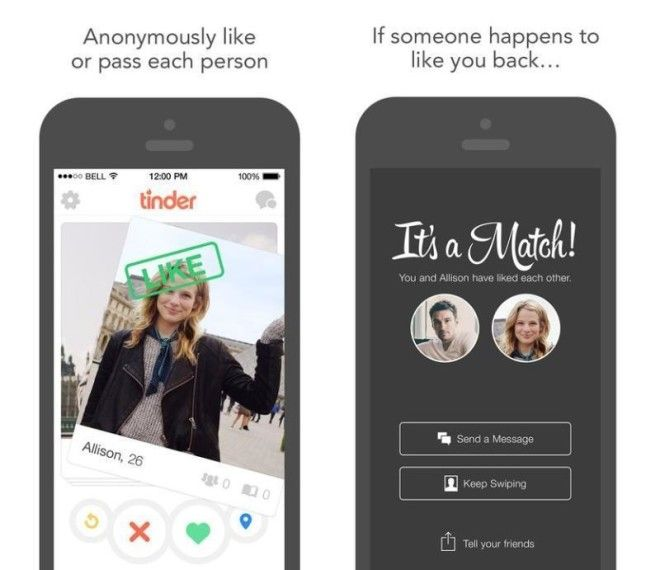swipe dating app for iphone