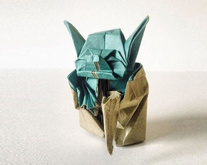 16 Incredible Origami Artworks To Celebrate World Origami Day
