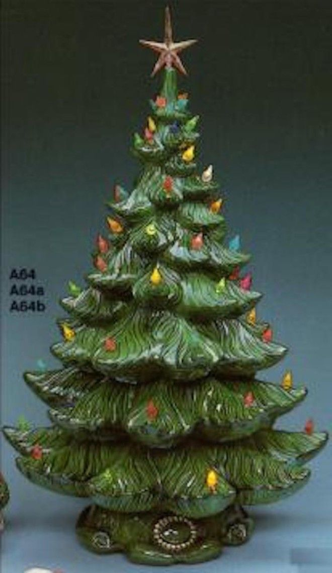 9 Old School Holiday Decorations