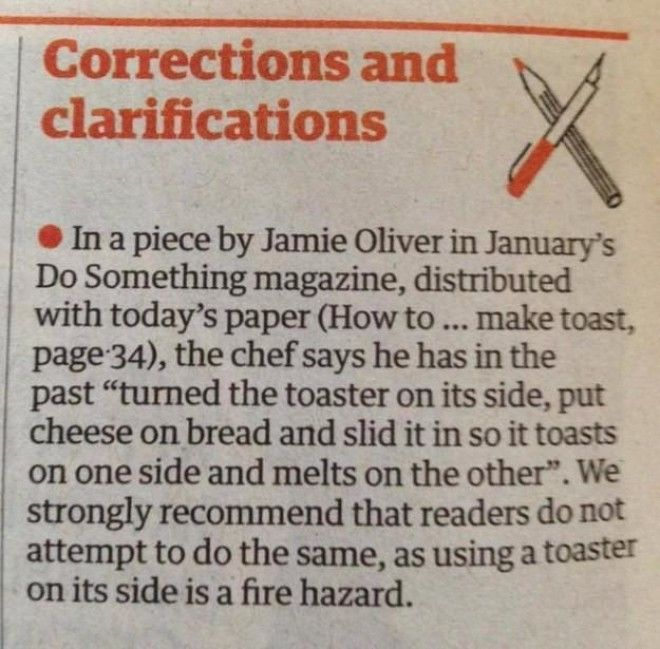 amorq   17 hilarious media corrections from 2015