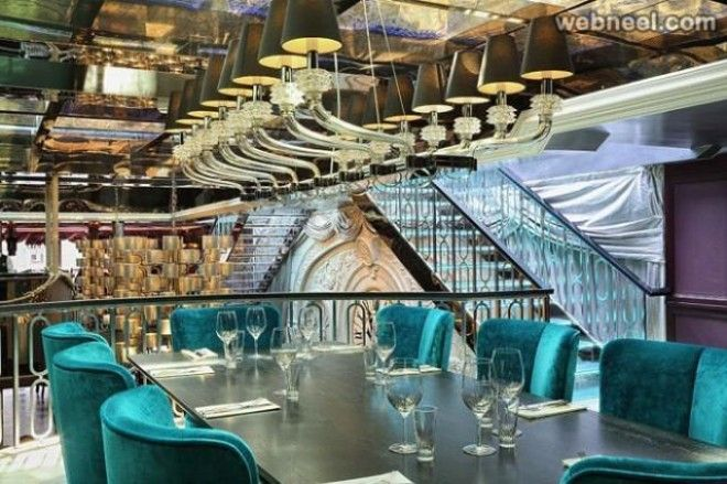 17 Cool Design Bars And Restaurants that Make World Cities Famous