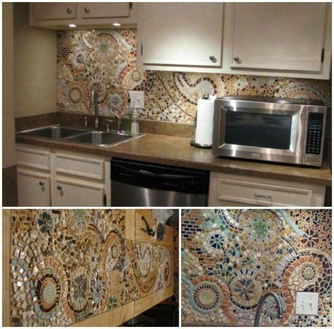 Diy Kitchen Backsplash: DIY Kitchen Backsplashes To Upgrade Your Kitchen