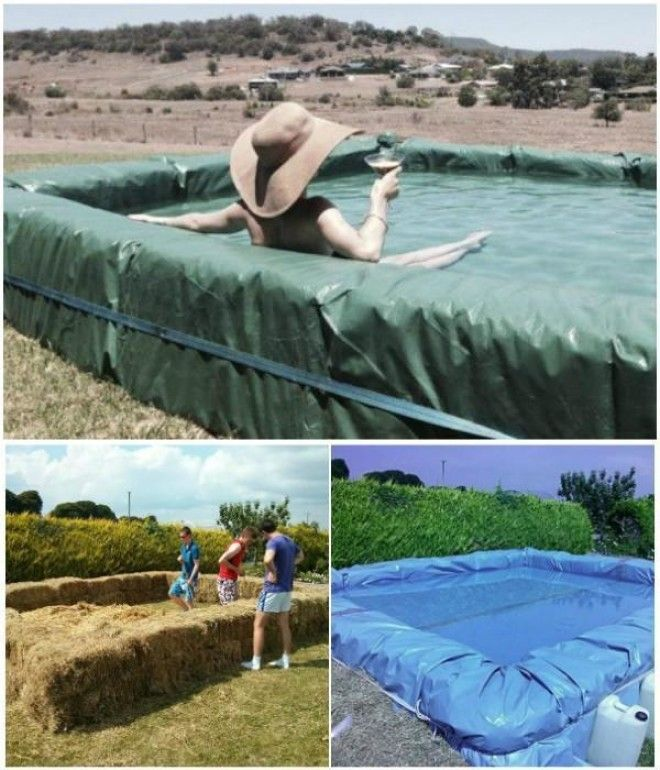 Diy Swimming Pool Projects