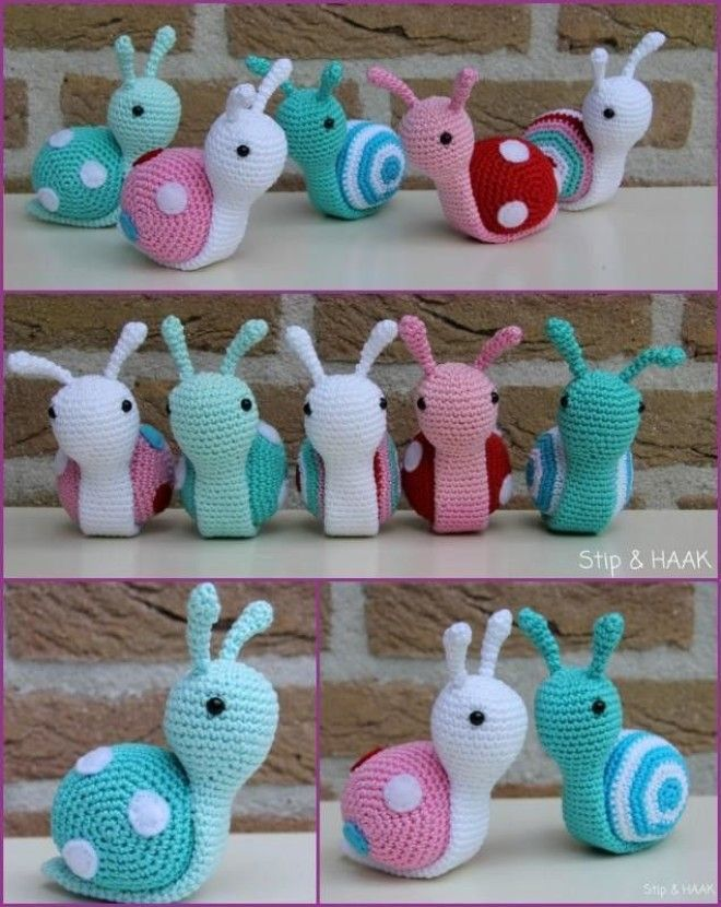 DIY Crochet Snail Amigurumi Free Patterns Gorgeous Amigurumi Free Pattern