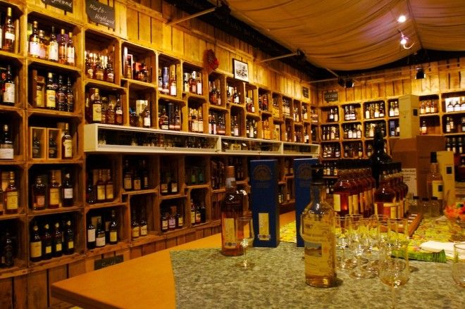 Attend a whisky tasting in Mechelen Belgium