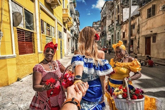 Be transported back in time by Cubas capital Havana