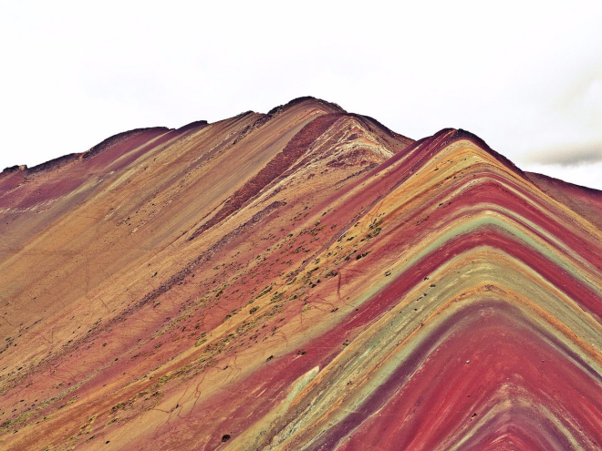 Hike up Rainbow Mountain Peru