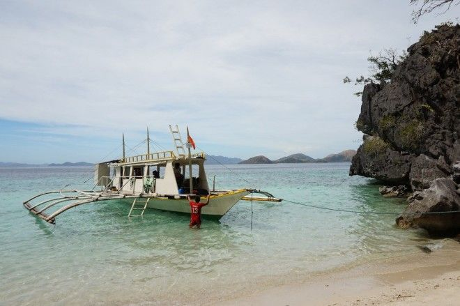 Island hop on an expedition in Palawan Philippines