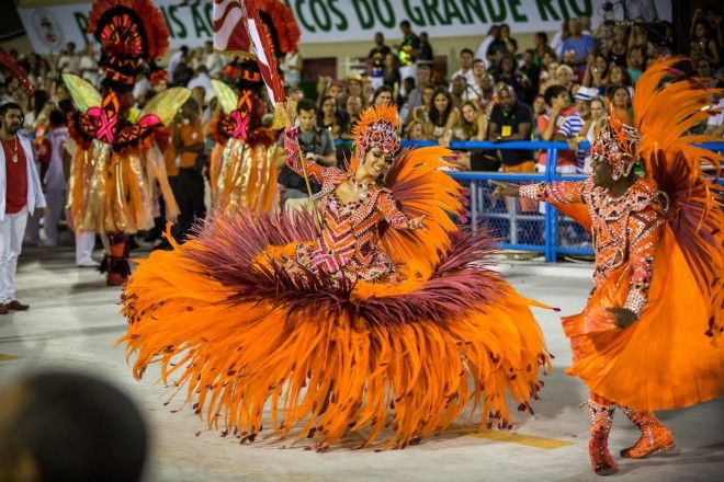 Party with the best at Rio Carnival Brazil