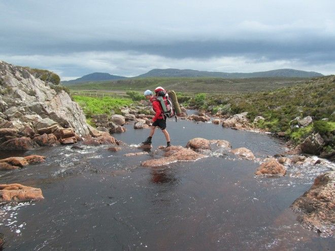 Take on Britains toughest trek at Cape Wrath Scotland