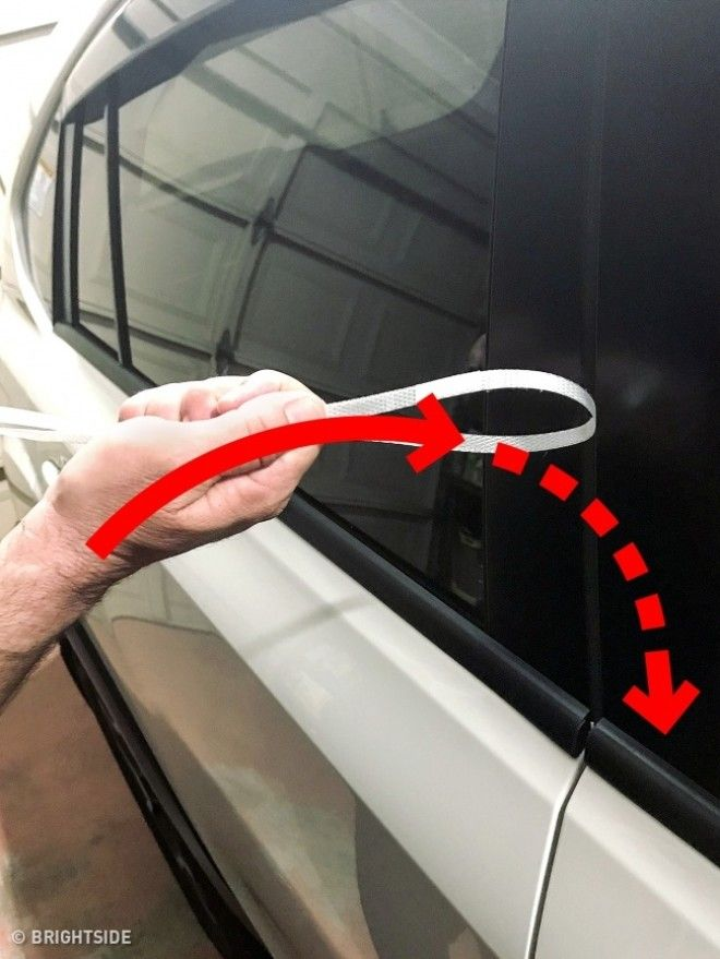 10 Methods That Can Help You Open the Car If You Locked Your Keys Inside