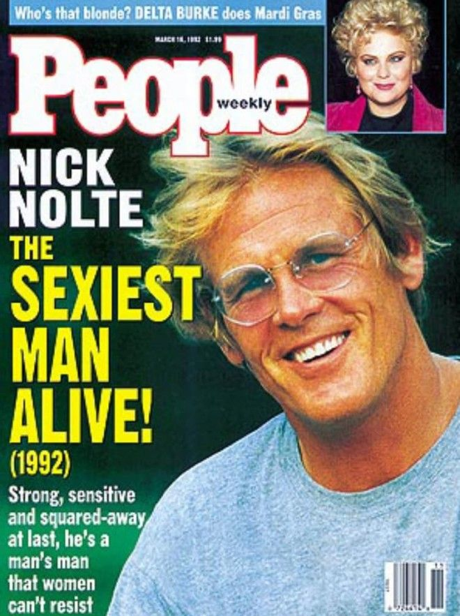 The Sexiest Men Alive From 19902017 According To People Magazine