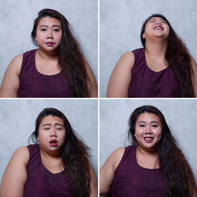 Womens Faces Before, During, And After Orgasm Captured In