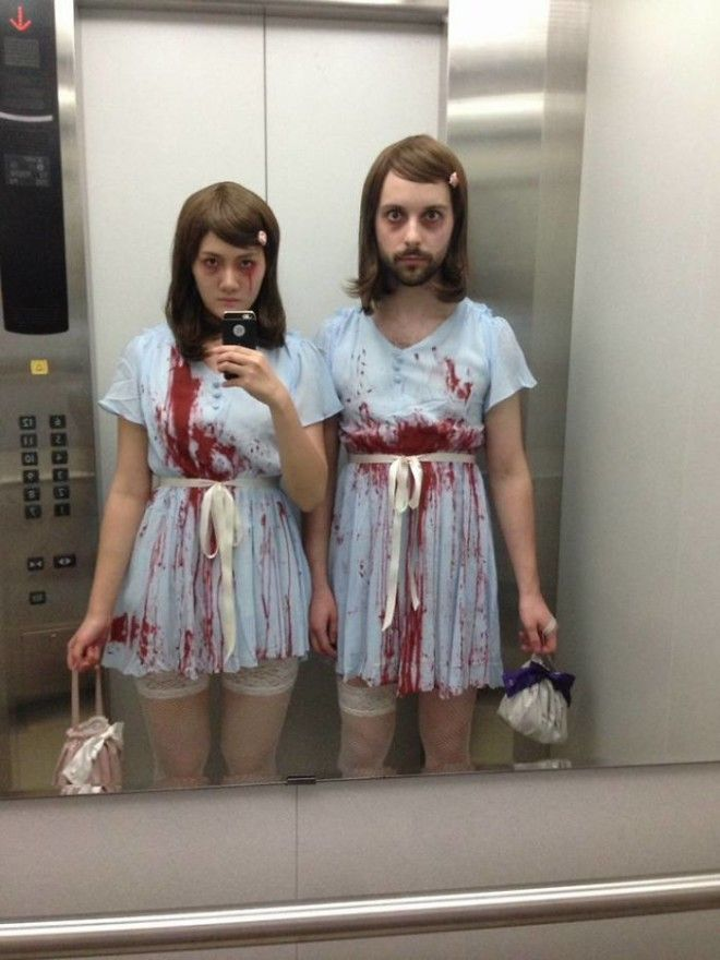 My Girlfriend And I Attempted Our First Couples Costume This Halloween I Think We Did A Pretty Good Job With It