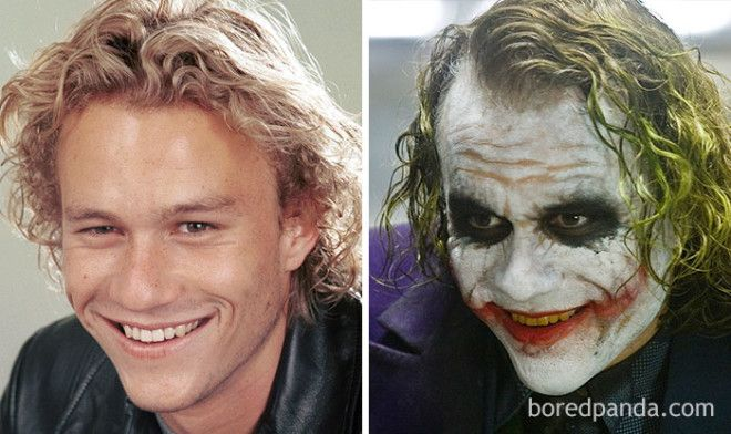 Heath Ledger - Joker (The Dark Knight)