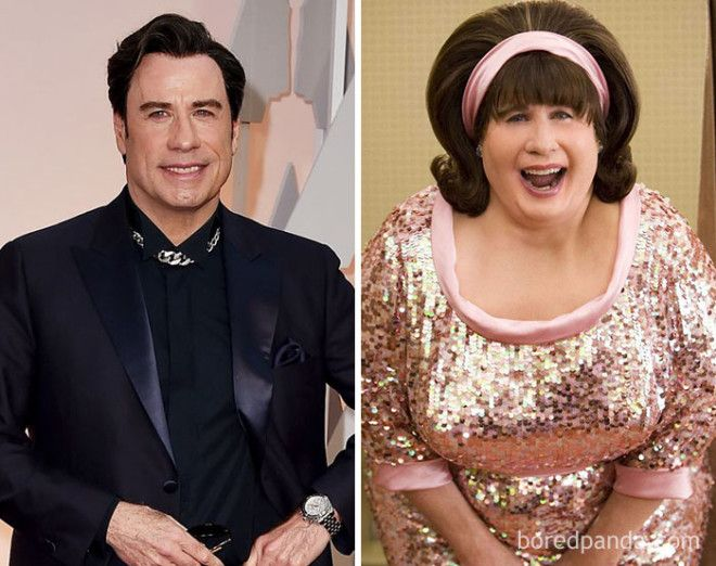 John Travolta - Edna Turnblad (Hairspray)