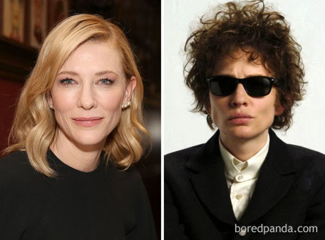 Cate Blanchett - Bob Dylan (I'm Not There)