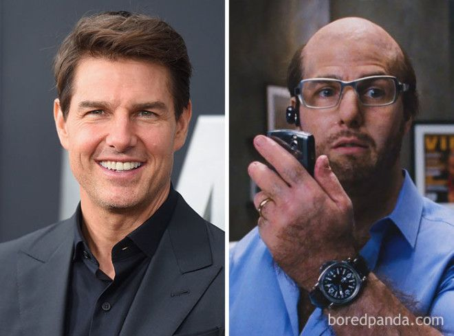 Tom Cruise - Les Grossman (Tropic Thunder)