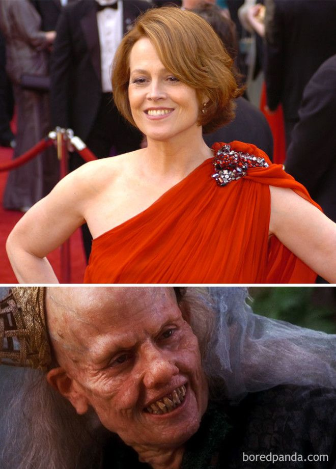 Sigourney Weaver - Claudia Hoffman (Snow White: A Tale Of Terror)