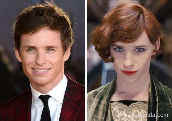 Eddie Redmayne - Lili (The Danish Girl)