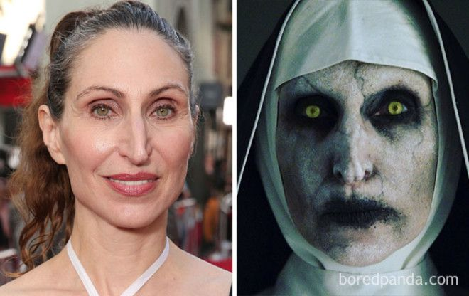 Bonnie Aarons - Valak (The Conjuring 2)