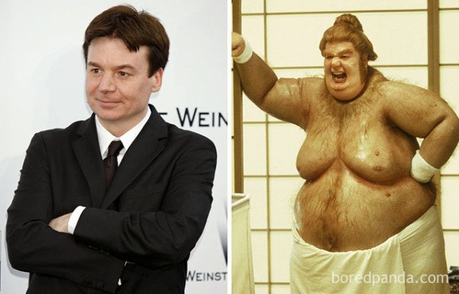 Mike Myers - Fat Bastard (Austin Powers Movies)