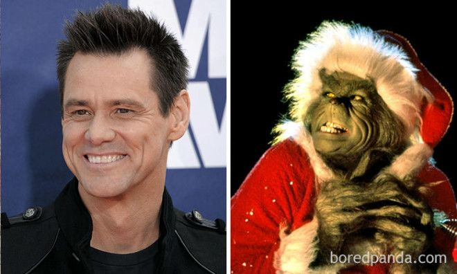 Jim Carrey - The Grinch (How The Grinch Stole Christmas)