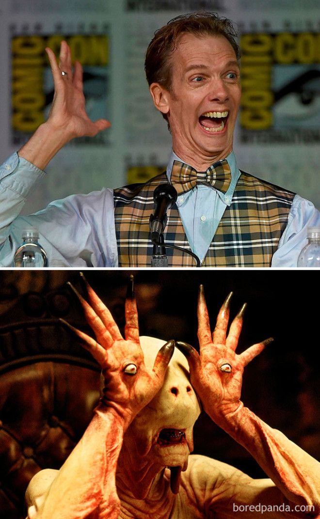 Doug Jones - Pale Man (Pan's Labyrinth)