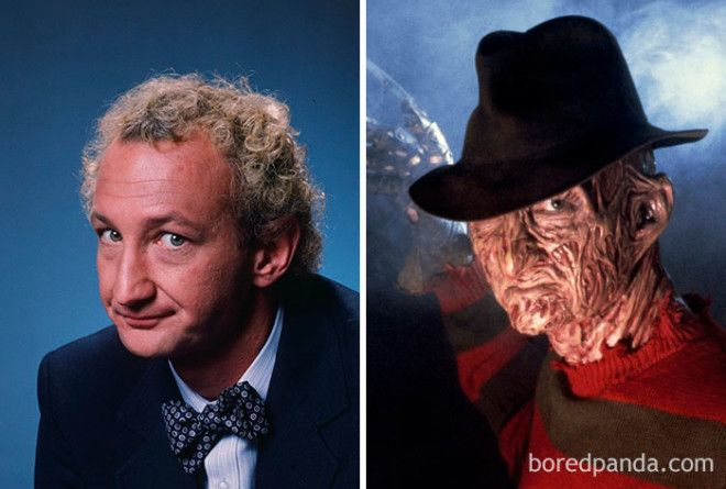 Robert Englund - Fred Krueger (A Nightmare On Elm Street)