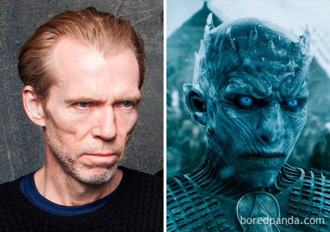 Richard Brake - The Night King (Game Of Thrones)