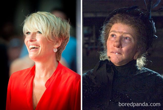 Emma Thompson - Nanny McPhee (Nanny McPhee And The Big Bang)