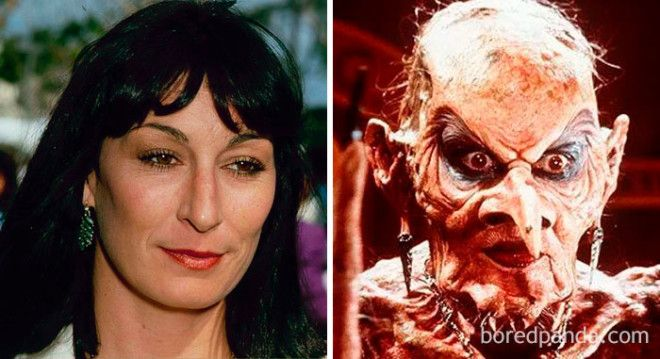 Anjelica Huston - Grand High Witch (The Witches)