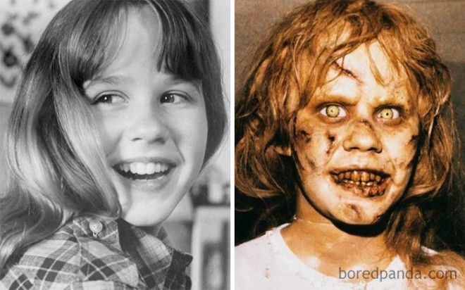Linda Blair - Regan (The Exorcist)