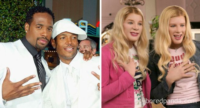 Marlon Wayans And Shawn Wayans - Kevin Copeland And Marcus Copeland (White Chicks)