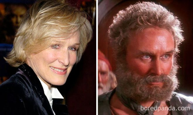 Glenn Close - Gutless (Hook)