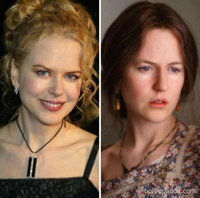 Nicole Kidman - Virginia Woolf (The Hours)