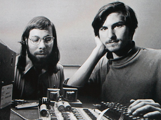 Apple cofounder Steve Jobs took his company public and became a millionaire.