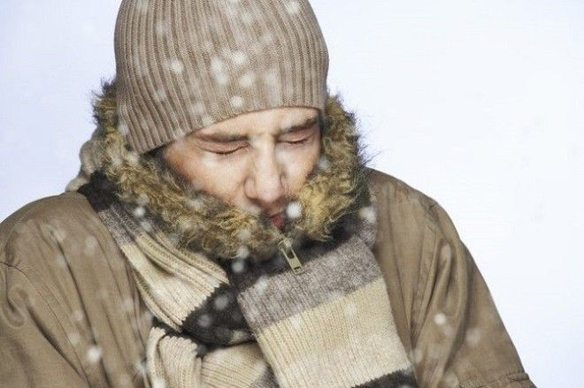 Being cold does not give you common cold