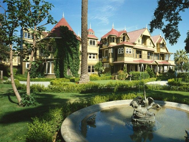 CALIFORNIA: Winchester Mystery Home