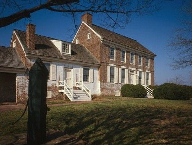 DELAWARE: John Dickinson House