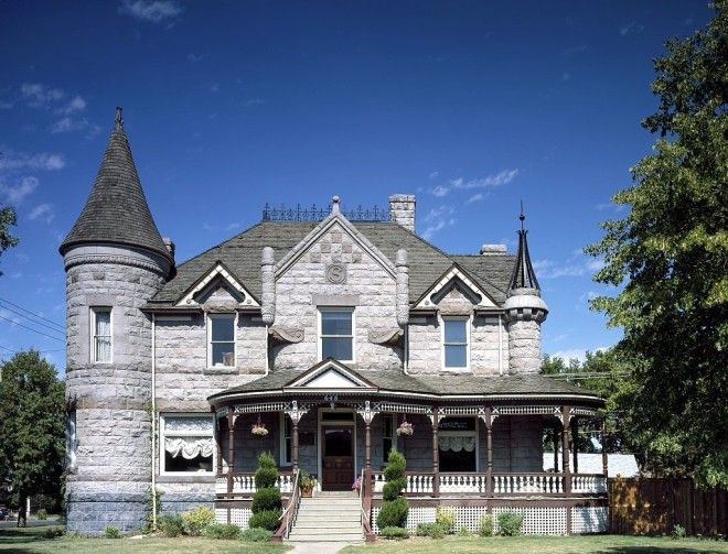 IDAHO: Standrod Mansion