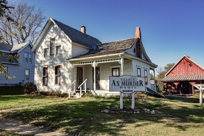 IOWA: Villisca Axe Murder House