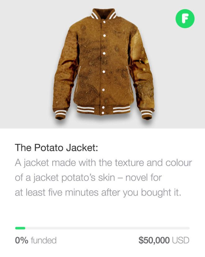Potato Jacket