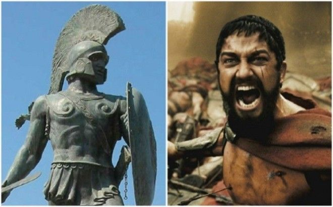 King Leonidas I movie 300