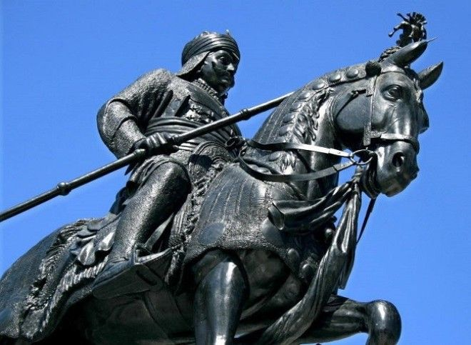 Maharana Pratap on Chetak