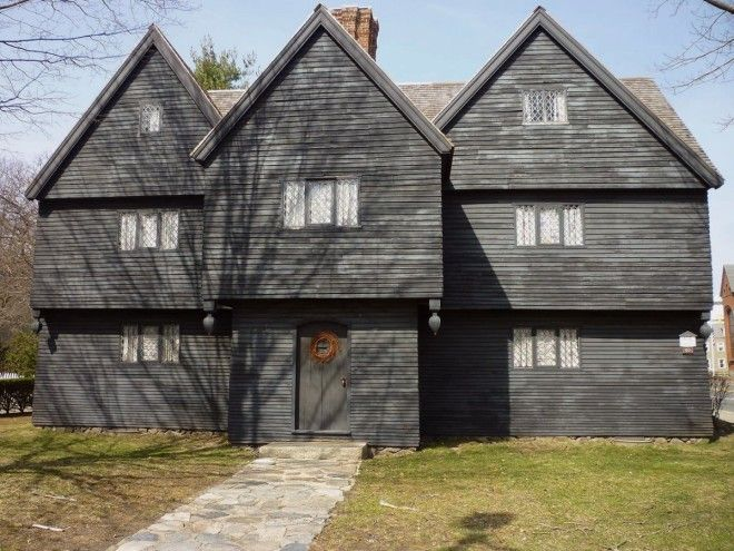 MASSACHUSETTS: Jonathan Corwin House